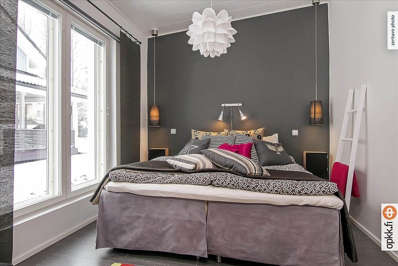 Moderni makuuhuone 528603