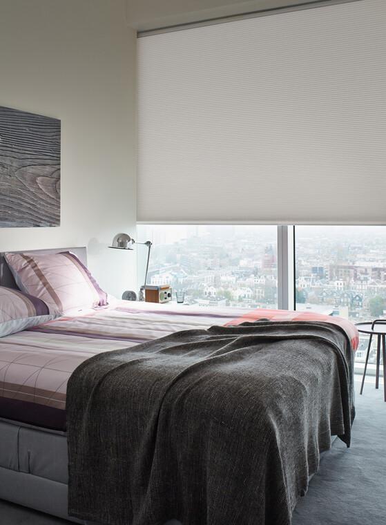 Tyylikäs makuuhuoneen sisustus