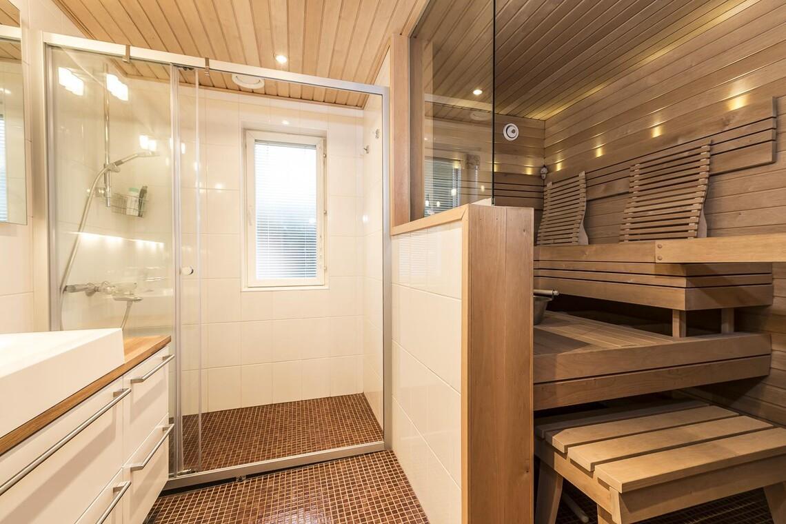 Moderni sauna 9640455