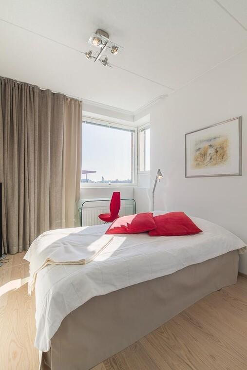 Moderni makuuhuone 9651313