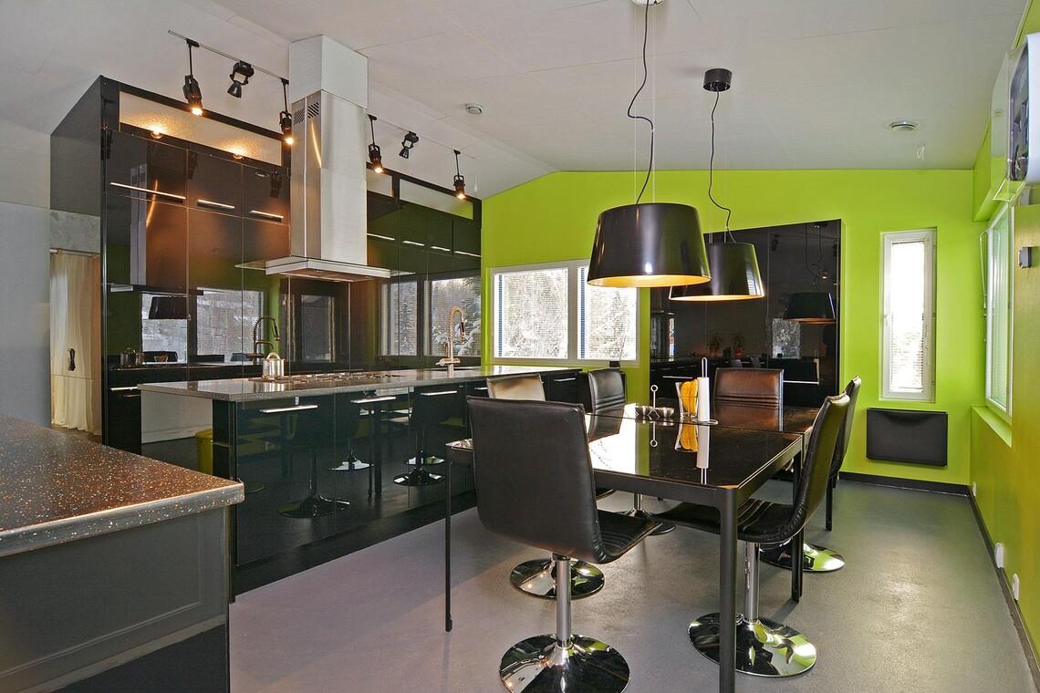 Moderni keittiö 1121323