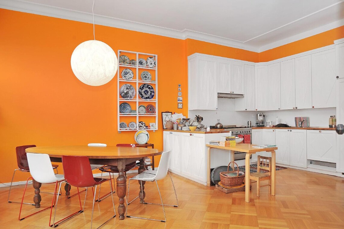 Perinteinen keittiö 1132839