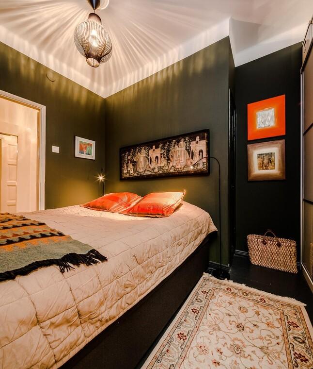 Itämainen makuuhuone 9587327