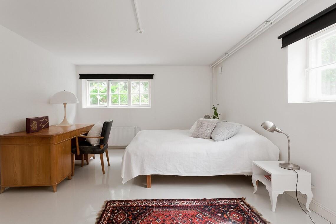 Skandinaavinen makuuhuone 7636633