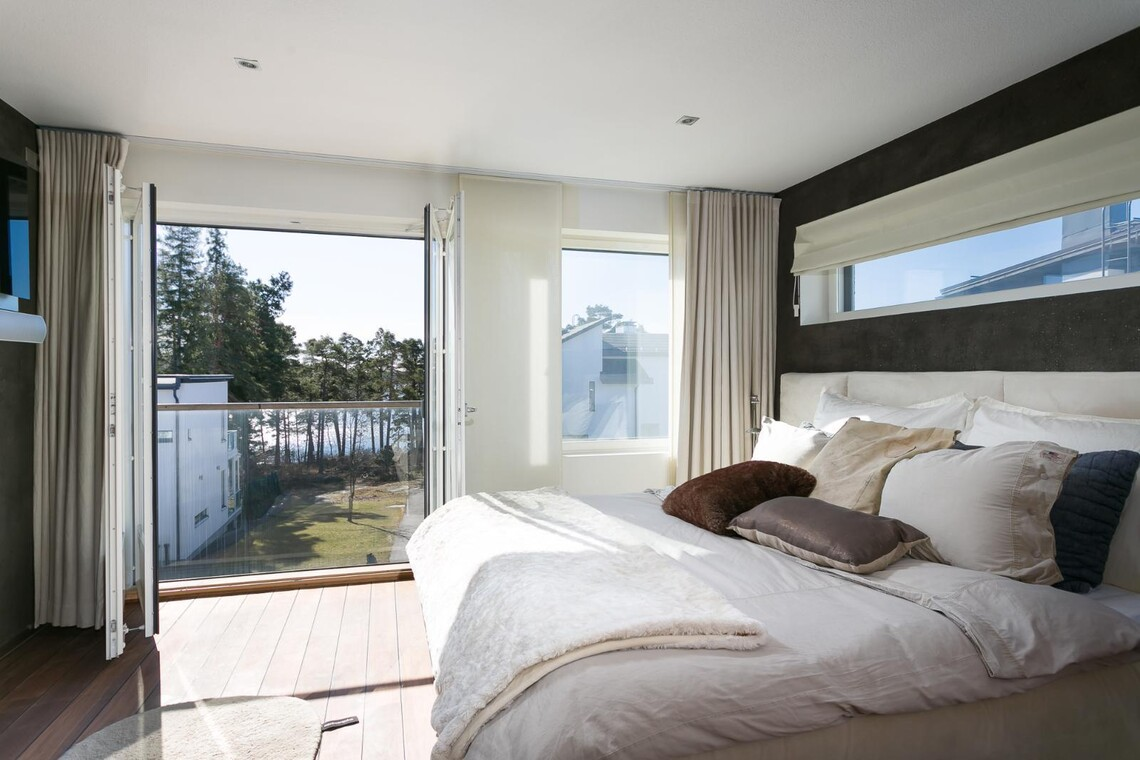 Moderni makuuhuone 9829902