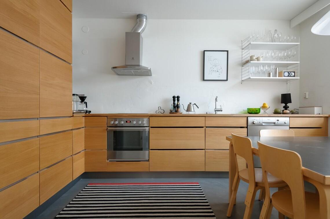 Skandinaavinen keittiö 9553651