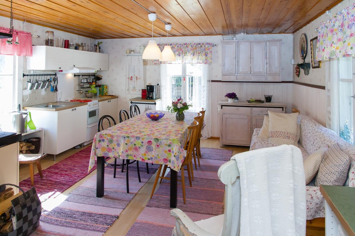 Perinteinen keittiö