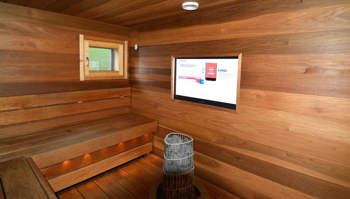 Moderni sauna 7656375