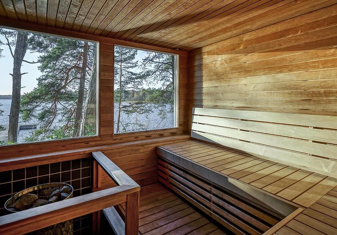 Skandinaavinen sauna 9782236