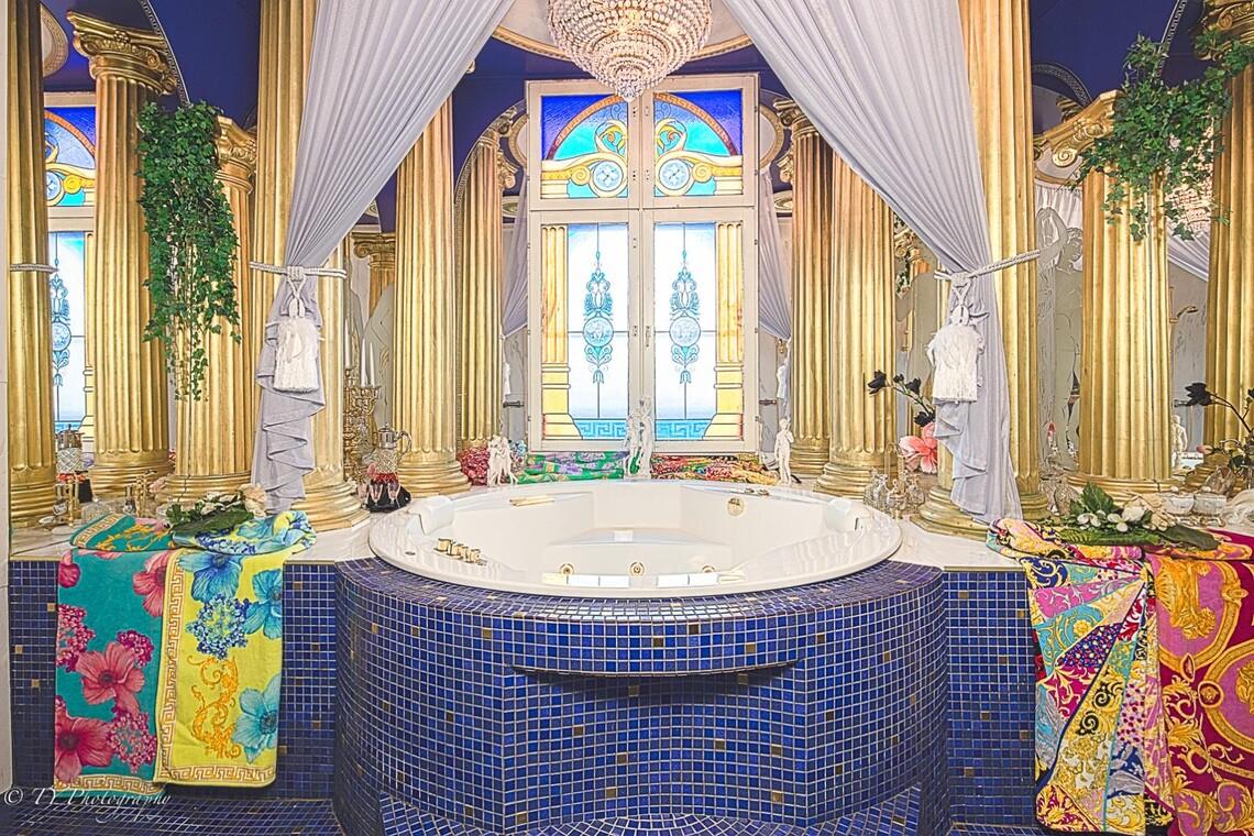 Itämainen kylpyhuone 9646874