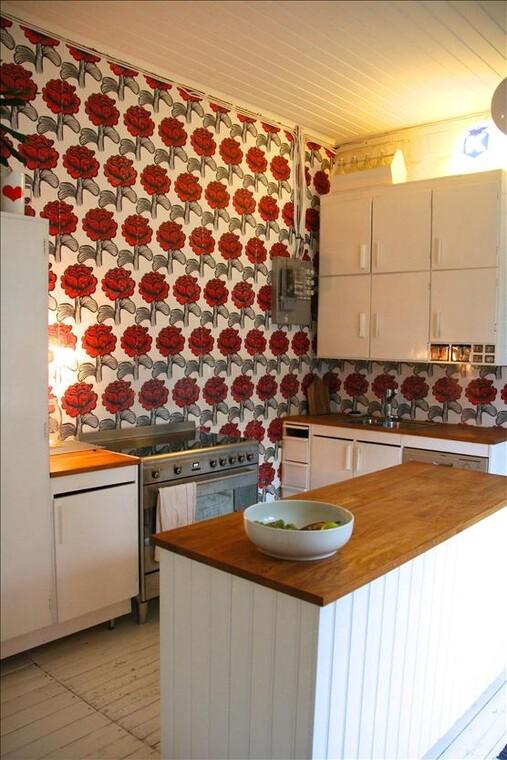 Perinteinen keittiö 523528