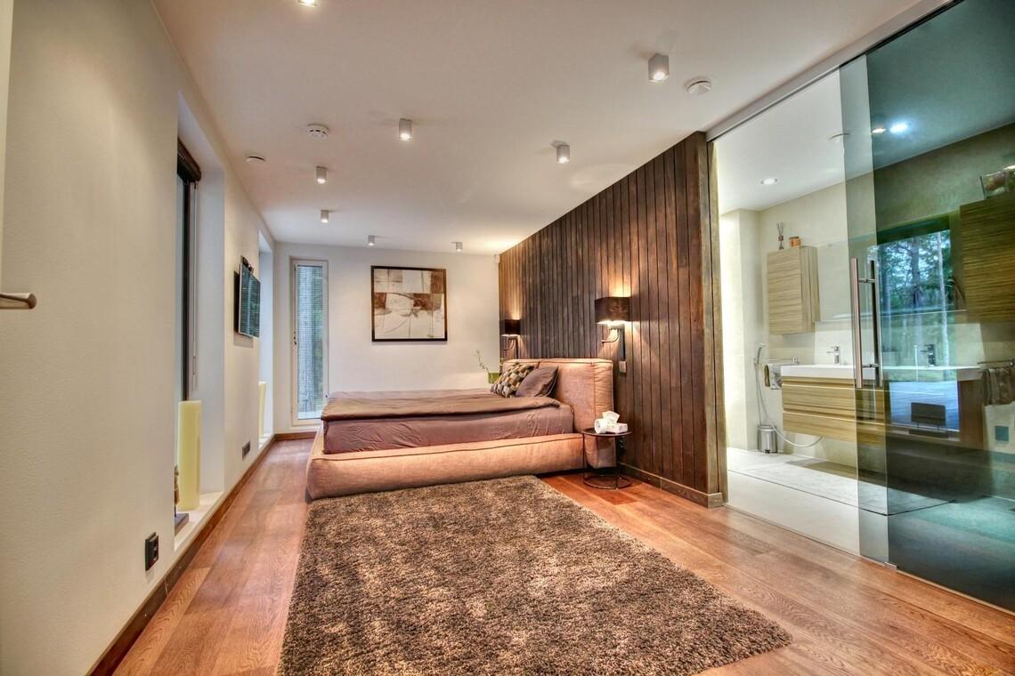 Moderni makuuhuone 9470313