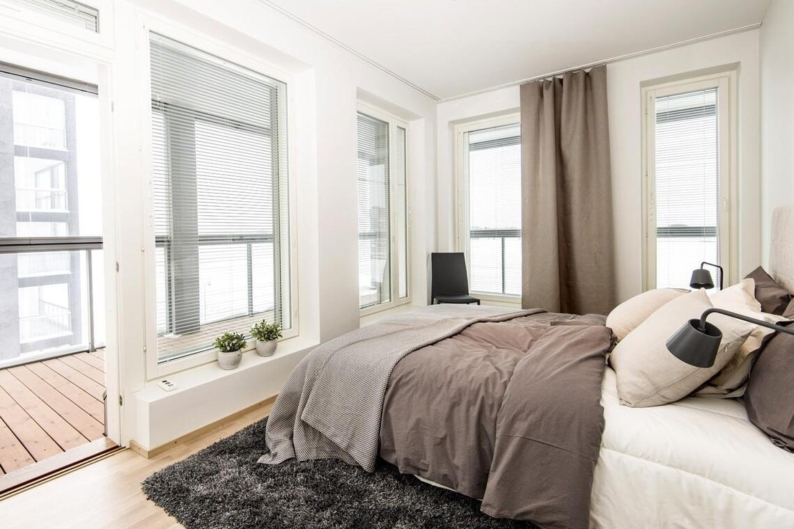 Moderni makuuhuone 9435066