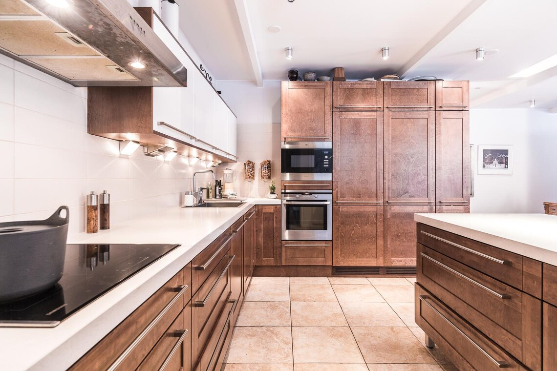Moderni keittiö 9691256