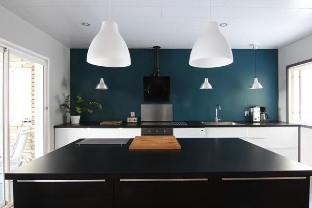 Moderni keittiö 9760989