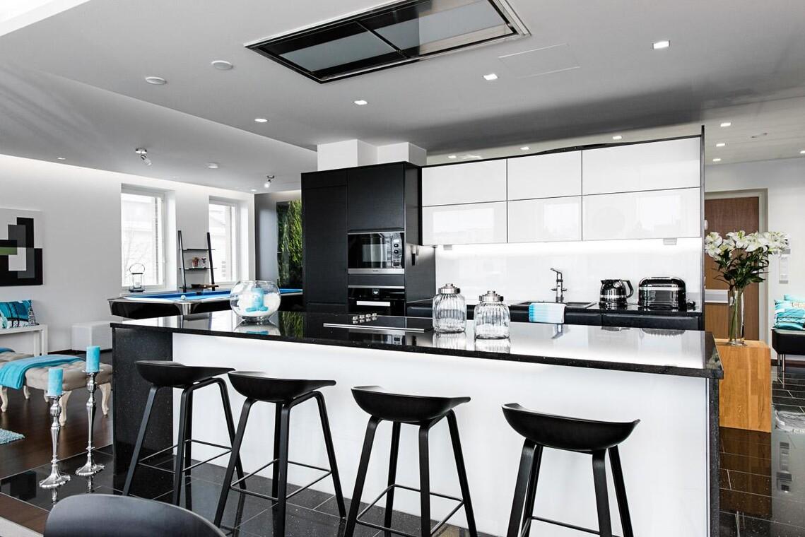 Moderni keittiö 7672065