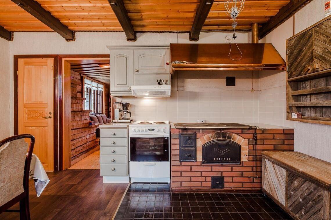 Maalaisromanttinen keittiö 9650742