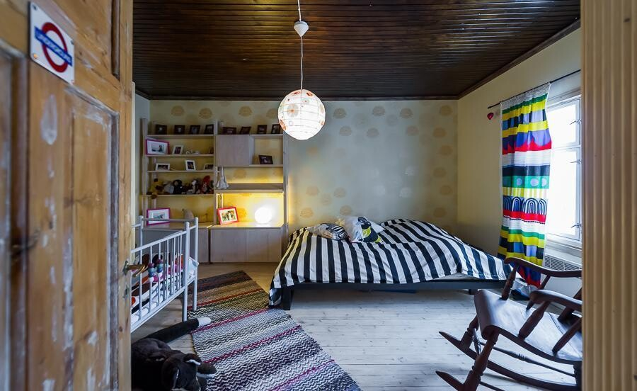 Perinteinen makuuhuone 9982188