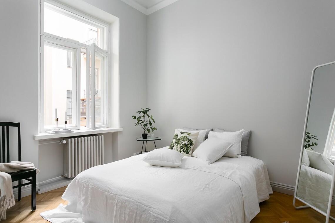 Skandinaavinen makuuhuone 9668618