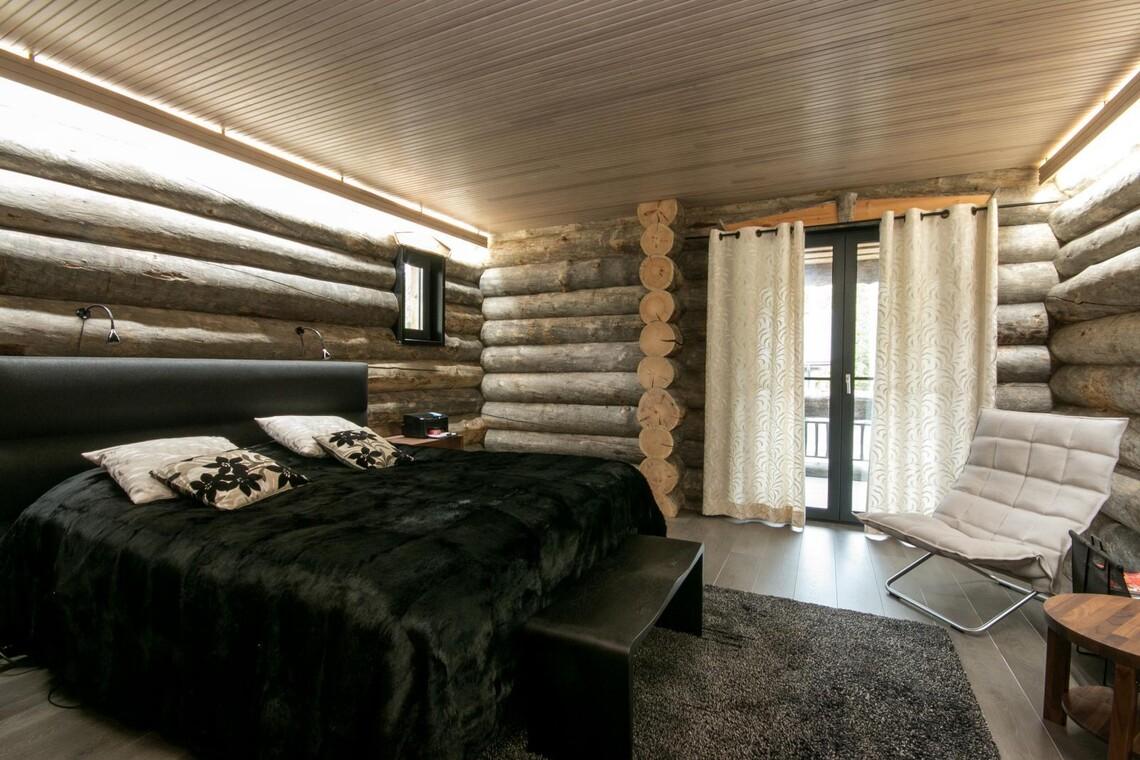 Moderni makuuhuone