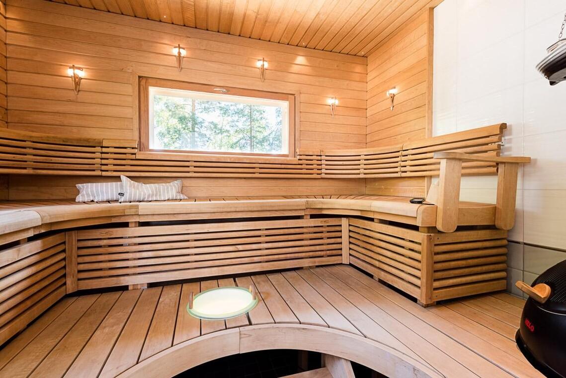 Perinteinen sauna 7677716