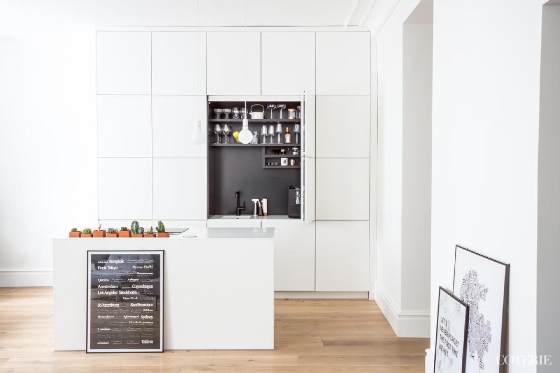 Skandinaavinen keittiö c68284