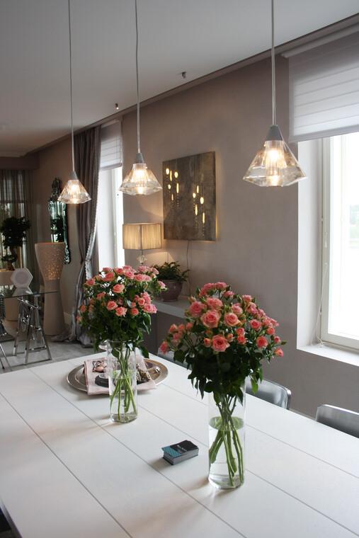 Ruokailutila kohteessa Drama Queen, Asuntomessut 2014 Jyväskylä