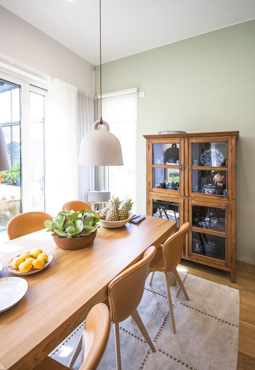 Ruokailutila kohteessa Casa Del Limon, Asuntomessut 2015 Vantaa
