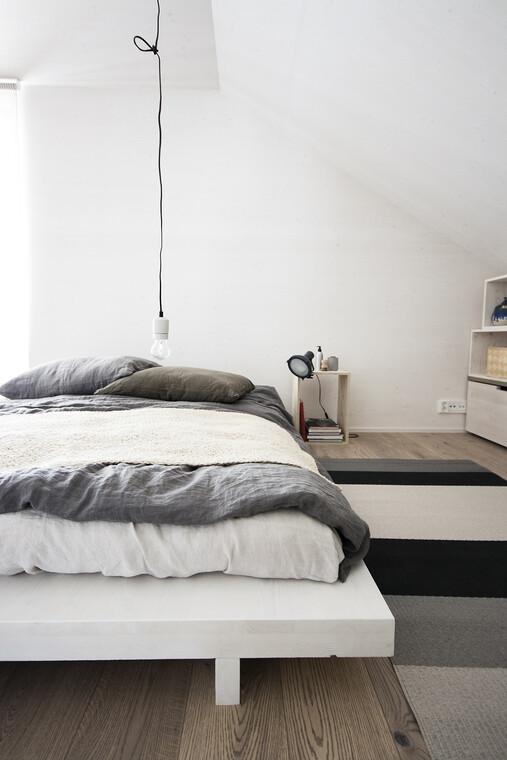 Makuuhuone kohteessa Vivola, Asuntomessut 2015 Vantaa