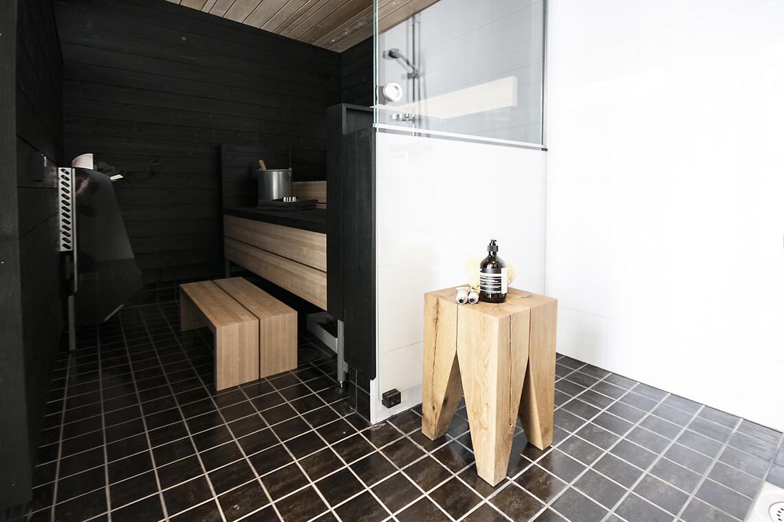 Kylpyhuone kohteessa Vivola, Asuntomessut 2015 Vantaa