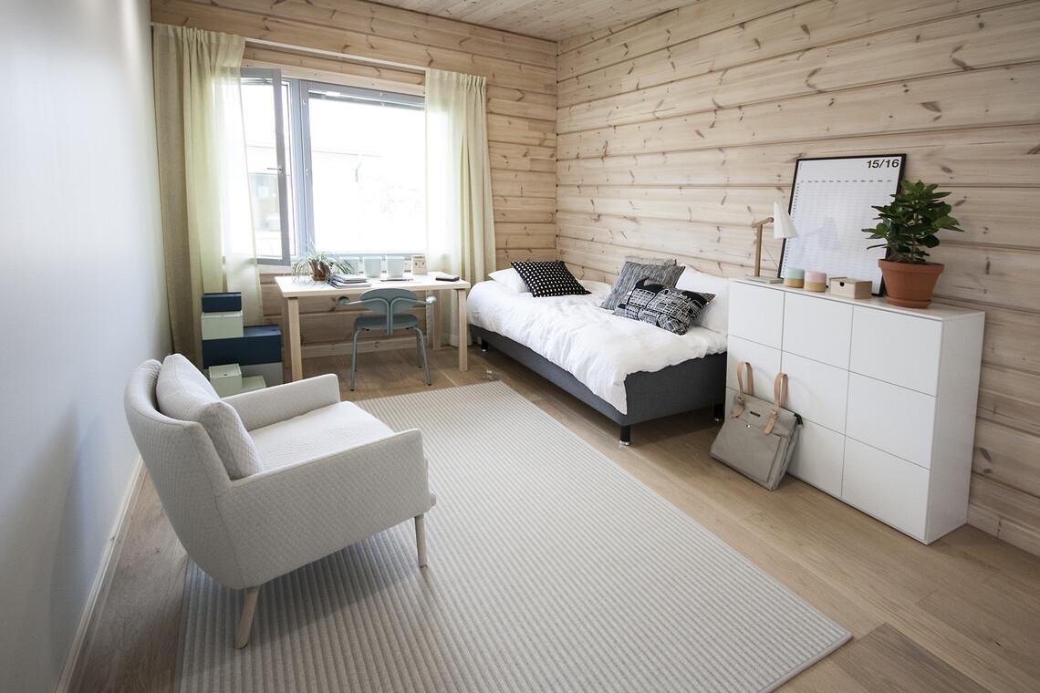 Lastenhuone kohteessa Kontio Harunire, Asuntomessut 2015 Vantaa