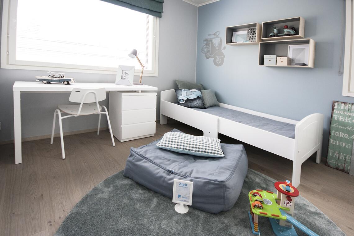 Lastenhuone kohteessa Deko 165, Asuntomessut 2015 Vantaa