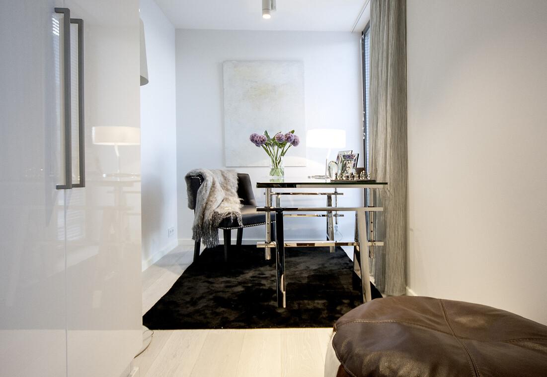 Työhuone kohteessa Urban Villa 1, Asuntomessut 2015 Vantaa