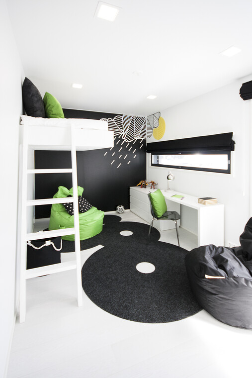 Lastenhuone kohteessa Villa Beauty, Asuntomessut 2015 Vantaa