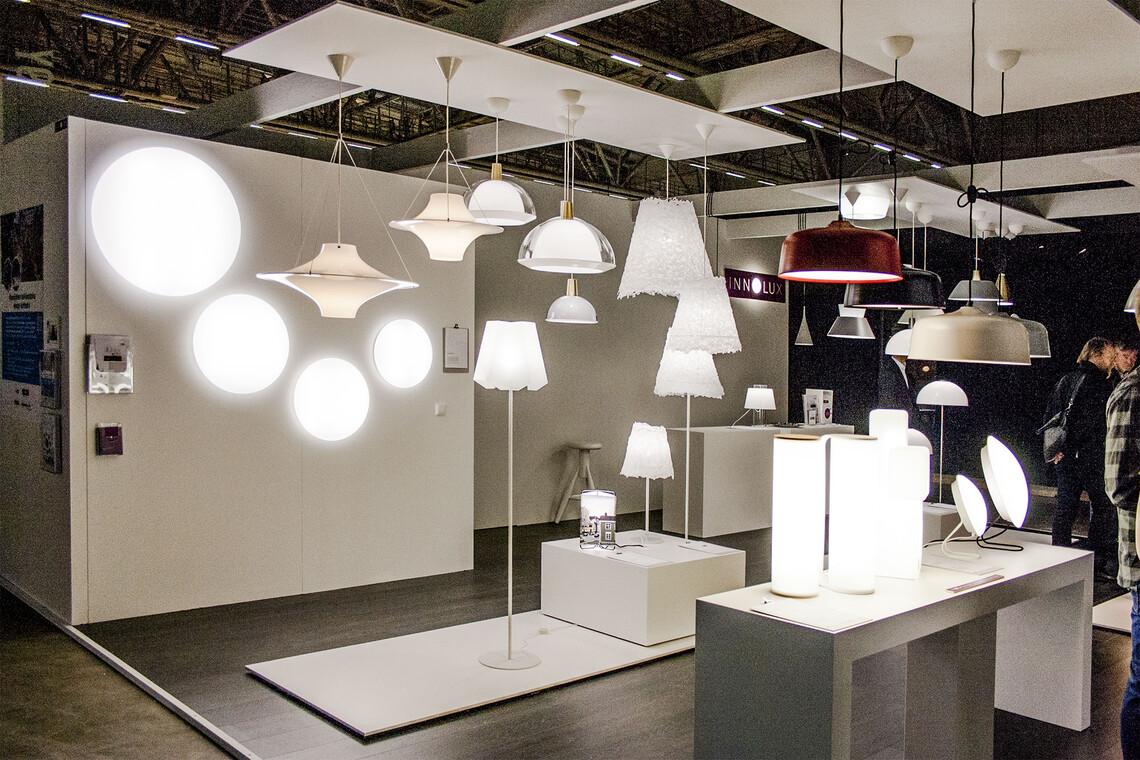 Suomalaista valaisinmuotoilua, Habitare 2014