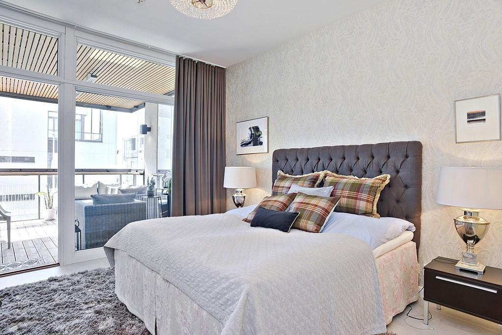 Kaunis makuuhuone