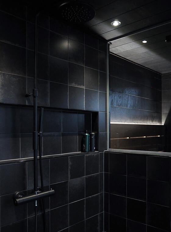 Kylpyhuone kohteessa Pohjanmaa, Asuntomessut 2016 Seinäjoki