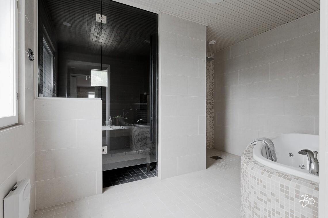 sauna ja spa-osasto