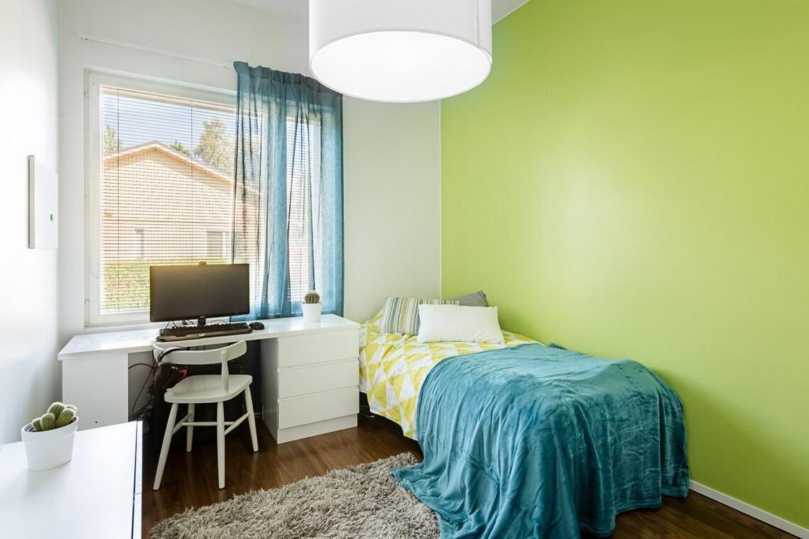 makuuhuoneen värit