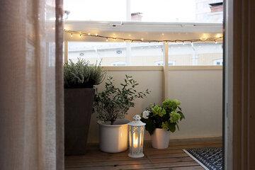 Valoa syksyyn – vinkit parvekkeen sisustukseen