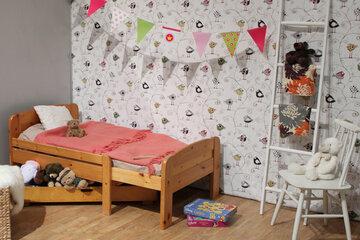 Vauvan, leikki-ikäisen ja teinin huoneen sisustus – yhdistele uutta ja vanhaa
