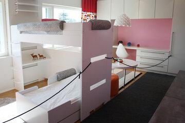 Lastenhuone kohteessa Passiivikivitalo Leija, Asuntomessut 2014 Jyväskylä