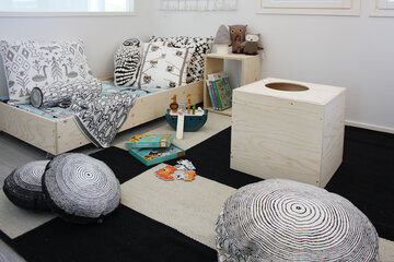 Lastenhuone kohteessa Deko, Asuntomessut 2014 Jyväskylä