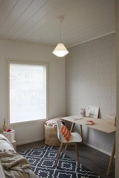 Lastenhuone kohteessa Kanerva, Asuntomessut 2014 Jyväskylä