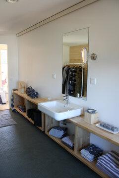 Kylpyhuone kohteessa Skammin Talo, Asuntomessut 2014 Jyväskylä