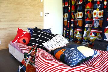 Lastenhuone kohteessa Skammin Talo, Asuntomessut 2014 Jyväskylä