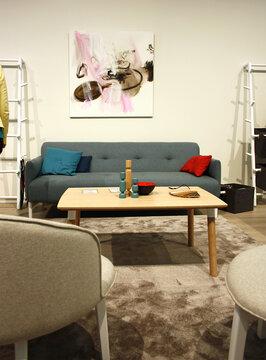 Perinteitä kunnioittavaa muotoilua huonekaluissa, Habitare 2014
