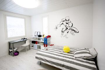Lastenhuone kohteessa Deko 192, Asuntomessut 2015 Vantaa