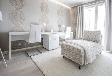 Työhuone kohteessa Ainoakoti Feeniks, Asuntomessut 2015 Vantaa