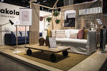 Palkittu Woody-sohvapöytä löytyy Hakolan mallistosta, Habitare 2015